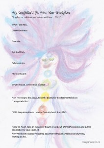 My Soulfilled Life Worksheet